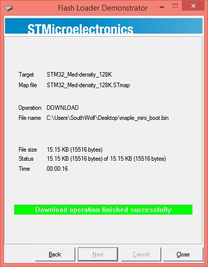 flash loader demonstrator v2.8.0 download