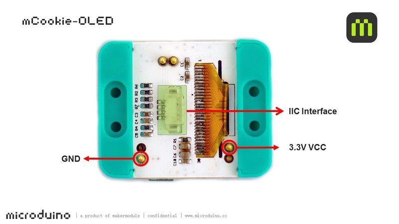 MCookie-OLED - Microduino Wiki