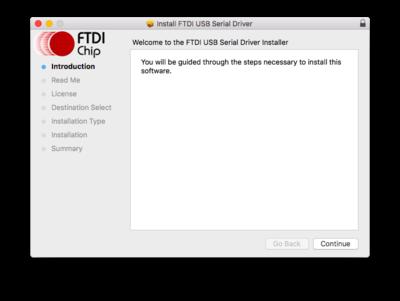 Getting started: Mac - Microduino Wiki