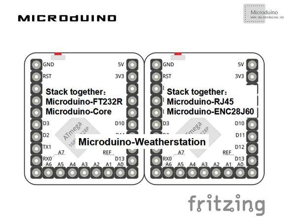 Microduino Update light intensity to Yeeklink(TSL2561