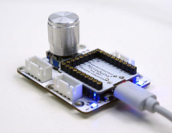 microduino rotary encoder controls computer microduino wiki. Black Bedroom Furniture Sets. Home Design Ideas