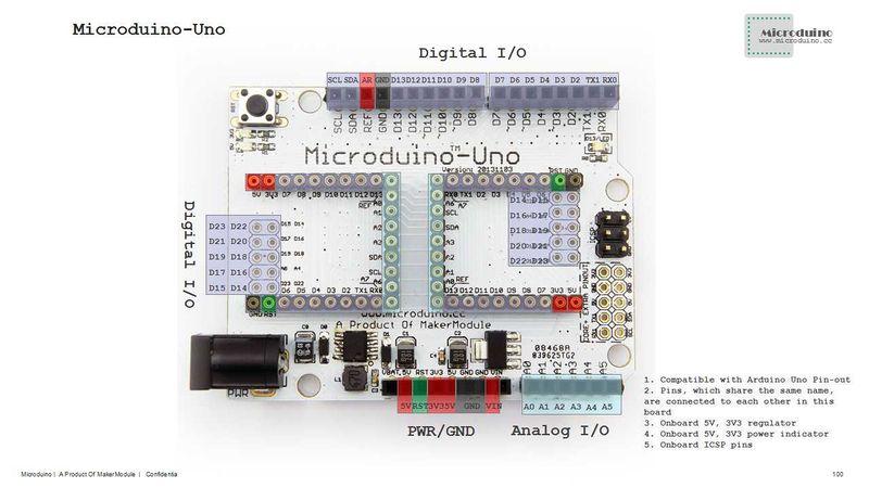 Microduino-Shield UNO - Microduino Wiki