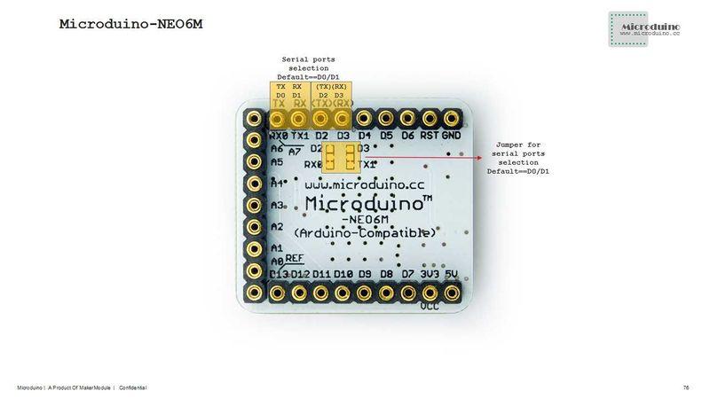 Microduino-Module GPS - Microduino Wiki