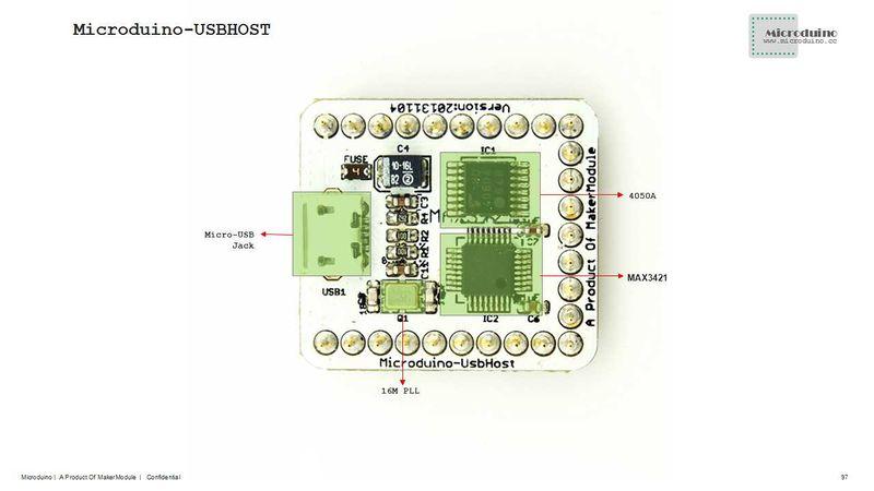 Microduino-USBhost - Microduino Wiki